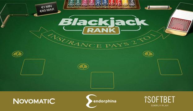 Blackjack-Tisch mit Logos der Zahlungsmethoden