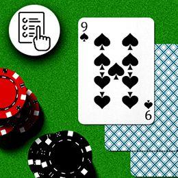 SpielKarte mit Logo Liste der Tipps