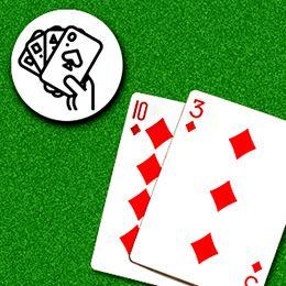 zwei Diamantenkarten
