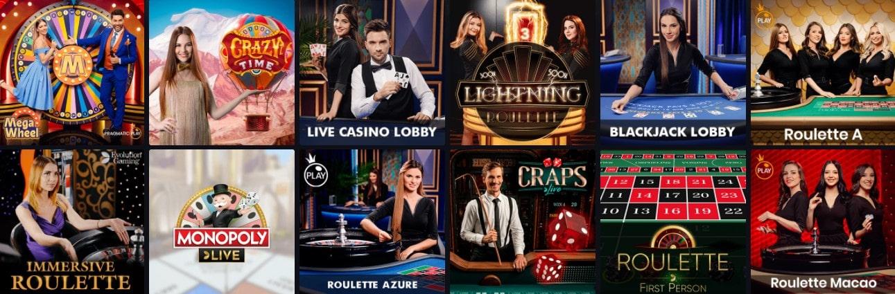 Live Casino SH