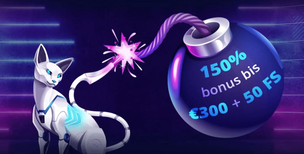 MrBit Casino Bonusangebote